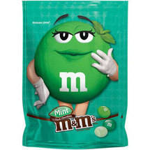M&M'S Mint Chocolate Candies