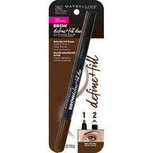 Maybelline Eyestudio Brow Define + Fill Duo Deep Brown