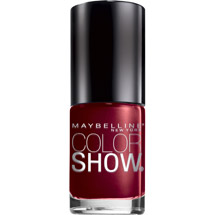 Maybelline Color Show Nail Lacquer Rich In Ruby