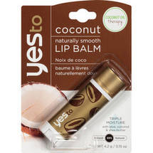 Yes To Lip Balm Coconut