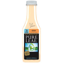 Pure Leaf Peach Real Brewed Tea