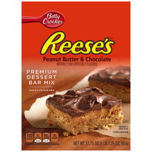 Betty Crocker Reese's Peanut Butter & Chocolate Dessert Bar Mix