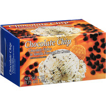 Great Value Chocolate Chip Ice Cream