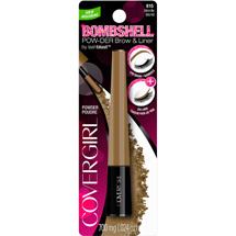 CoverGirl Bombshell by LashBlast Pow-der Brow & Liner