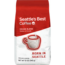 Seattle's Best Coffee House Blend Ground Coffee
