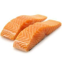 H-E-B Atlantic Salmon Fillet Skin-Off, Farm Raised