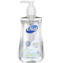 Dial White Tea & Vitamin E Liquid Hand Soap