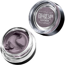 Maybelline New York Eye Studio Color Tattoo Leather 24HR Cream Gel Eyeshadow Creamy Beige Vintage Plum