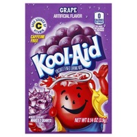 Kool-Aid Grape Unsweetened Drink Mix
