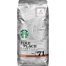 Starbucks Pike Place Ground Coffee