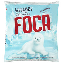 Foca Powder Laundry Detergent