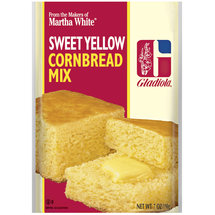 Martha White Sweet Yellow Cornbread Mix