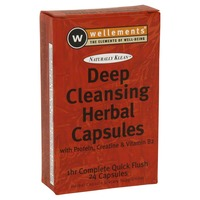Naturally Klean Deep Cleansing Herbal Capsules with Protein, Creatine & Vitamin B2