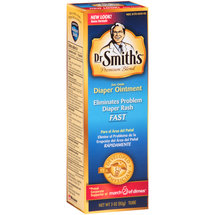 Dr. Smith's Zinc Oxide Diaper Ointment