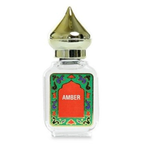 Nemat Amber Alcohol Free Fragrance Perfume Oil