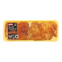 H-E-B Thin Sliced Chicken Breast With Adobo Seasoning