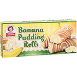 Little Debbie Snacks Banana Pudding Rolls