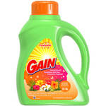 Gain Liquid Laundry Detergent Island Fresh