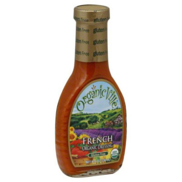 Organic Ville French Organic Dressing