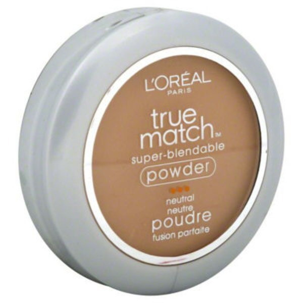 True Match Super-Blendable Powder N6 Honey Beige Foundation
