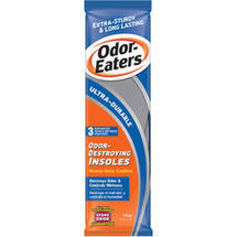 Odor-Eaters Ultra-Durable Odor-Destroying Insoles