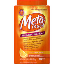 Metamucil Orange Fiber