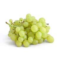 Fresh Green Seedless Grapes