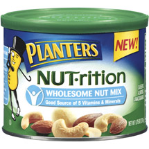 Planters Nut-Rition South Beach Diet Recommended Mix