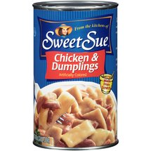 Sweet Sue Chicken ; Dumplings