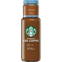 Starbucks Coffee   Milk Low Calorie Iced Coffee
