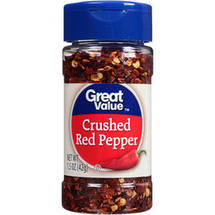 Great Value Crushed Red Pepper