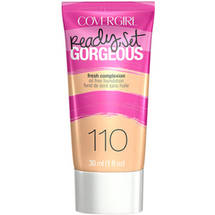 CoverGirl Ready Set Gorgeous Liquid Makeup Foundation Creamy Natural