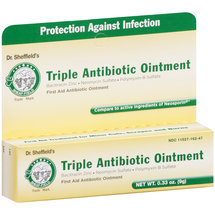 Dr. Sheffield's Triple Antibiotic Ointment