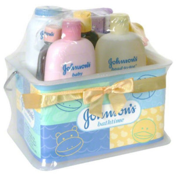 Johnson's® Bathtime Baby Gift Sets
