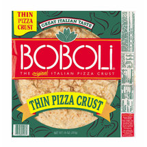 Boboli 12 Thin Pizza Crust