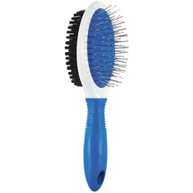 Oster Finish & Shine Combo Brush for Large Dogs