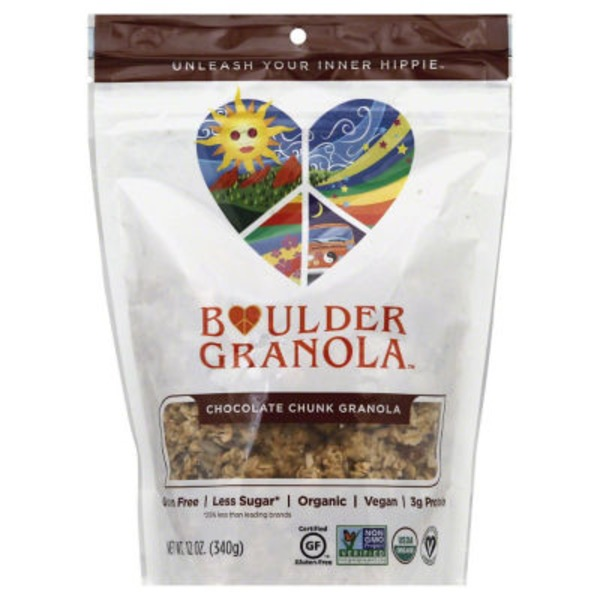 Boulder Granola Chocolate Chip Granola