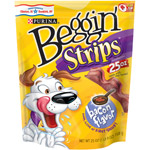 Beggin Strips Bacon Flavor Dog Treat