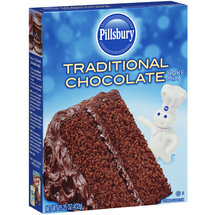 Pillsbury Traditional Chocolate Cake Mix