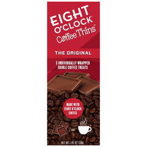 Eight O'Clock Coffee Thins The Original Edible Coffee Treats