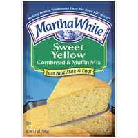 Martha White Sweet Yellow Cornbread & Muffin Mix