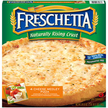 Freschetta Naturally Rising Crust 4 Cheese Medley Pizza