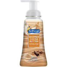 Softsoap Whipped Cocoa Butter Foaming Hand Soap