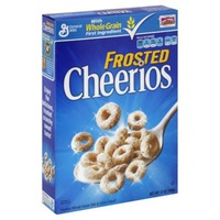 Cheerios Frosted Cereal