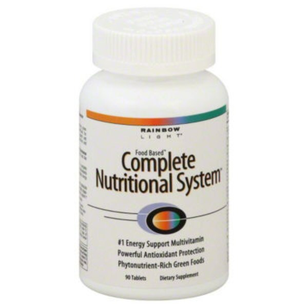 Rainbow Light Food Based Complete Nutritional System