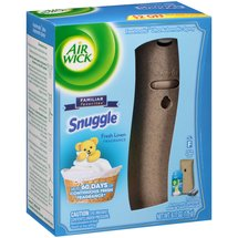 Air Wick Freshmatic Ultra Familiar Favorites Snuggle Fresh Linen Fragrance Automatic Spray Kit