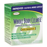 Enzymatic Therapy Whole Body Cleanse, Complete, 10-Day
