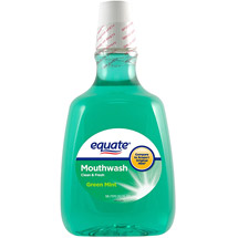 Equate Green Mint Mouthwash