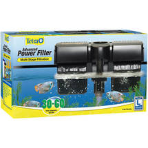 Whisper Power Filter 30-60 Gallon