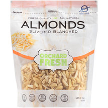 Hines Orchard Fresh Slivered Blanched Almonds